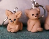 Chihuahua Maschenmarkierer (4er Set)