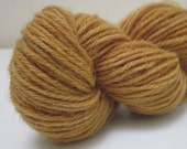 50g Onion Brown Dyed 4-ply Wool Yarn