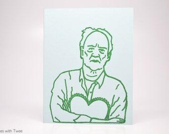 Werner Herzog Love Card, Film Director Valentine, Klaus Kinski