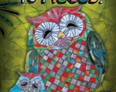 """Mosaic Book """"I Love You to Pieces!"""""""