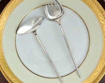 F. Hingleberg Sterling Silver Serving Set SALE Martini Set