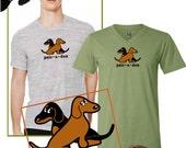Dachshund Pair-a-Dox T-Shirt