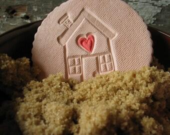 Brown Sugar Keeper - Home Sweet Home Sugar Shack - Sugar Saver - Sugar Keeper