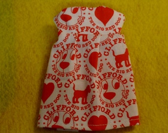 Blythe Dress - Clifford, The Big Red Dog