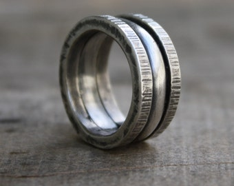 Fall Studio Broomsweeping! nomad ring