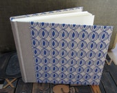 Photo Album - Medium with a Blue Onion Pattern