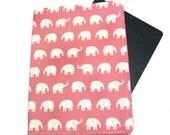 Baby Pink Elephants Passport Cover/Holder