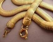 Snake Chain Necklace - 18 inch
