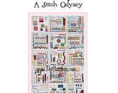 Book of Embroidery Volume 2: A Stitch Odyssey