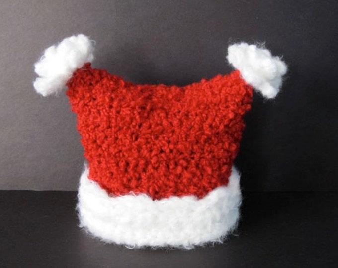 Happy Christmas Hat - PDF Crochet Pattern