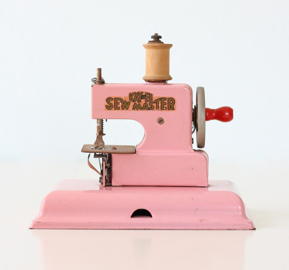sewing machine cake instructions