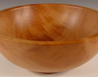 Huge Texas Bradford Pear Wood Bowl Turned Wooden Bowl Art 5624 by Bryan Tyler Nelson for Nelsonwood