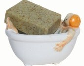 Bay Rum, Spices,  Natural Lime Handmade Soap