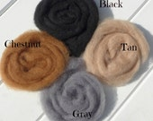 Needle Felting Wool for Cores / Felted Miniatures