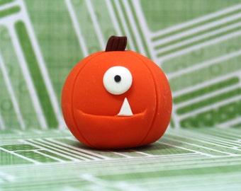Pumpkin Timid Monster