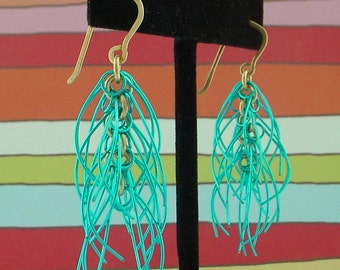 Your Favorite Color Cascade Earrings - custom colors