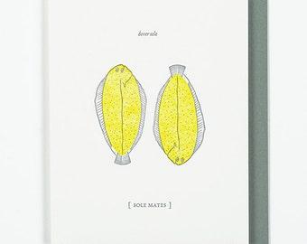 Sole Mates card