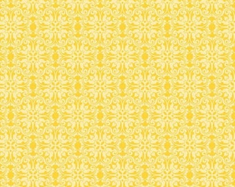 SALE Sunny Happy Skies Yellow Lace