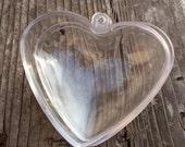 Bath Bomb Mold - 60mm Heart