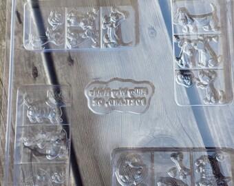 Breakaway Dogs Soap Mold