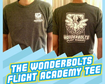 SALE!! The Wonderbolts Academy T-shirts (See description for sizing availability)