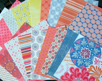 Morocco Collection By SEI 6x6 Paper Pack Sampler