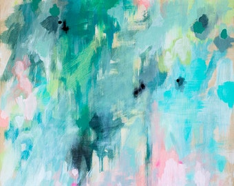 abstract fine art print . show it . a4 - large format, five sizes . free shipping within australia