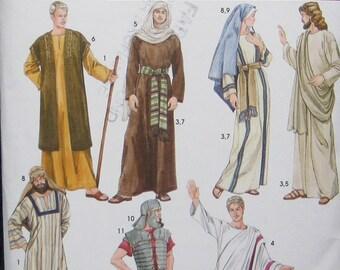 Simplicity Roman Togo Costume Pattern 4213