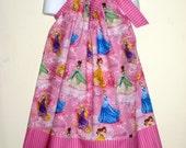 Pink Disney Princess Pillowcase dress, Babies, Toddlers and Girl sizes