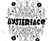 OYSTERFACE comic book