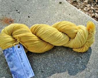 Olive Oil - Merino/Nylon Superwash Sock Yarn