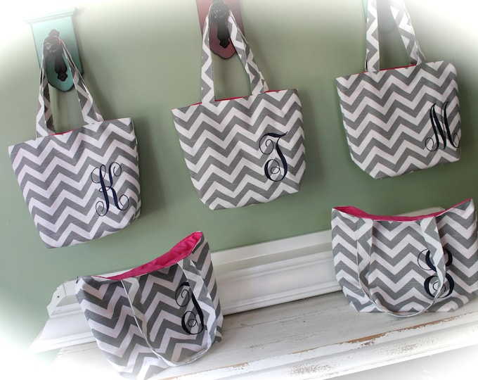 Wedding Tote Bags by Watermelon Wishes