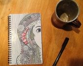 Be Yourself Journal, Writers Journal, Art Journal