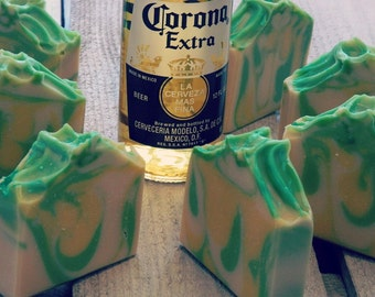 Corona Lime - Beer Soap - Gifts for Men