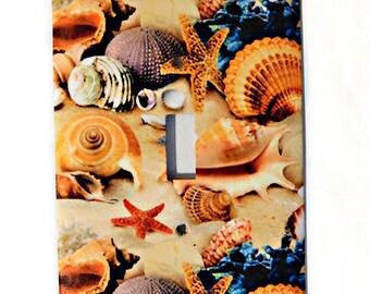 Seashells Switchplate