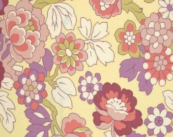 Cotton Quilting Fabric | Amy Butler fabric | Gypsy Caravan Cutting Garden Linen