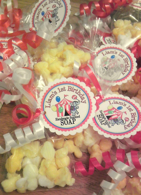 Wedding Favors He Popped The Question 10 POPCORN Soap