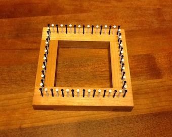 4 inch cherry mini loom