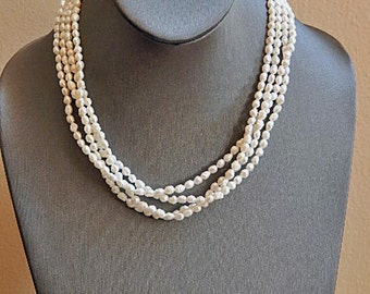 A Pearl Kind Of Girl Necklace
