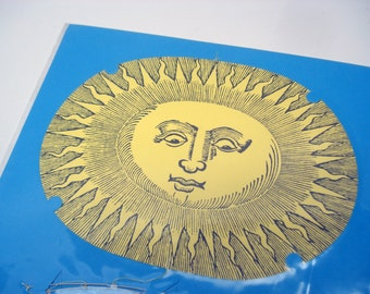 Cheerful sunshine mobile by Flensted of Denmark