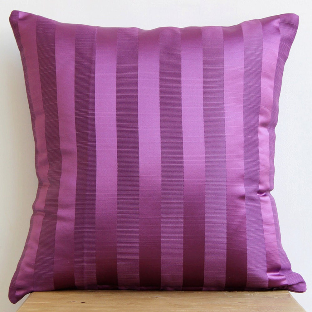 Kohls Purple Throw Pillows : Designer Purple Throw Pillows Cover 16x16