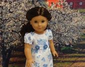 Great Garden - Regency Era ensemble for American Girl