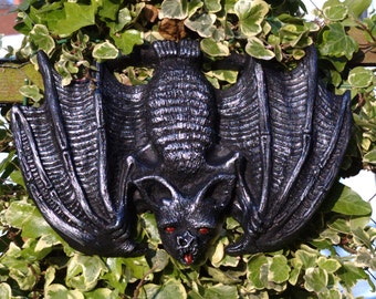 Hanging Bat Garden Ornament