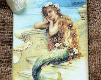 Mermaid By The Sea Tags #410