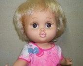 Galoob Baby Face Doll So Loving Laura
