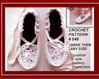 Crochet Pattern Womens Slippers,  Instant Download, Summer sandals, espadrilles,  and video instruction, street shoes or slippers, pdf # 548
