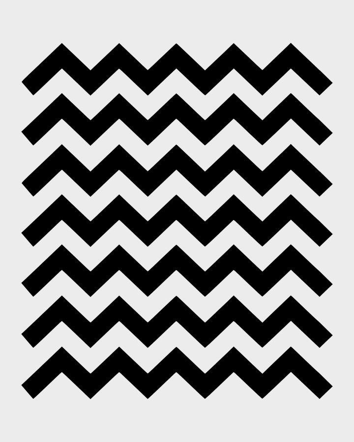 CHEVRON ZIG ZAG stencil stencils background pattern template