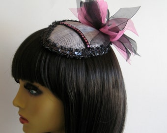 All Frills Cocktail Hat