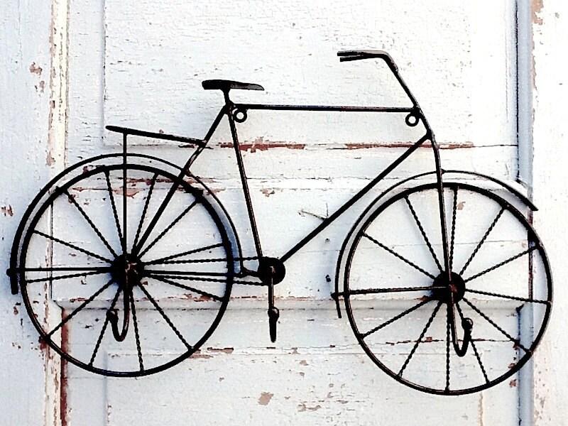 Bicycle Wall Hanging Sale Bike Art Bicycle Art Wall Decor