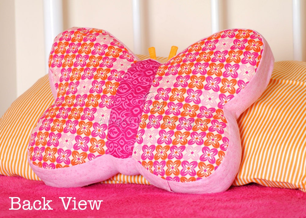 Crochet Butterfly Free Tutorial | Craftsy |Printable Butterfly Sewing Patterns